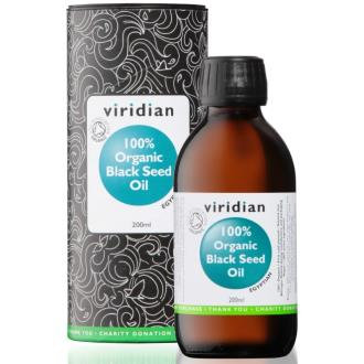 Aceite de Comino Negro Viridian