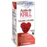 Aceite de Krill Zentrum-Ynsadiet
