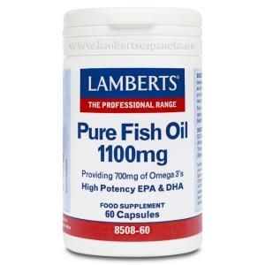 aceite de pescado puro lamberts
