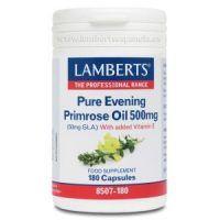aceite de primula 500mg Lamberts