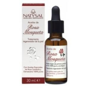 Aceite de rosa mosqueta Natysal