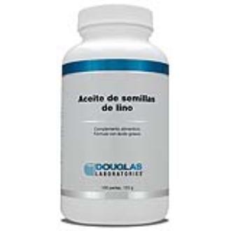 Aceite de Semillas de Lino Douglas