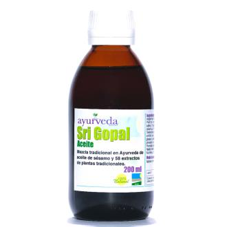 Aceite de Sri gopal