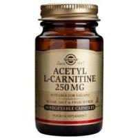 acetyl l-carnitina