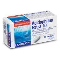 acidophilus extra 10 lamberts 60cap