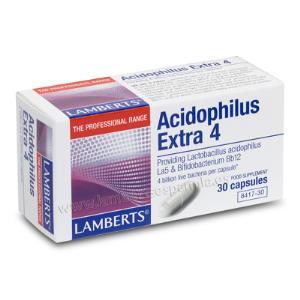 acidophilus extra 4 lamberts 30cap