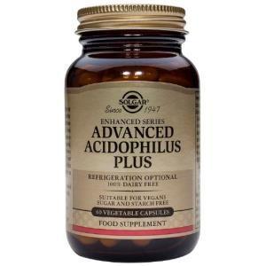 acidophilus plus avanzado solgar