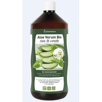 Aloe Verum Bio con Te Verde
