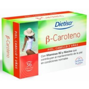 b-caroteno dietisa