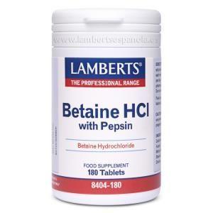 betaina hcl lamberts