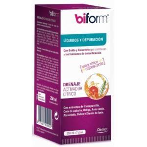 biform drenaje activador citrico