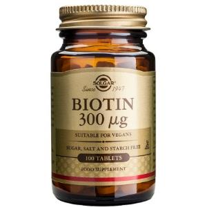 biotina 300mcg
