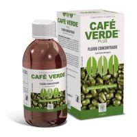 cafe verde fluido