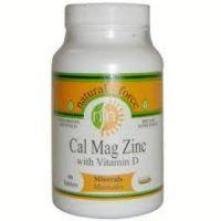 cal mag zinc vitamina d