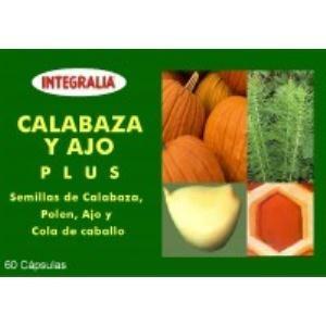 Calabaza y Ajo Plus Integralia