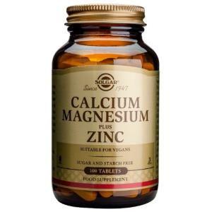 calcio magnesio plus zinc