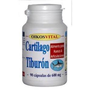 cartilago de tiburon oikosvital