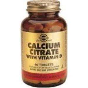 citrato de calcio con vitamina d