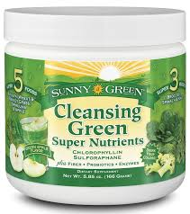 cleansing green