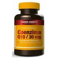 coenzima q10 30mg enzime sabinco