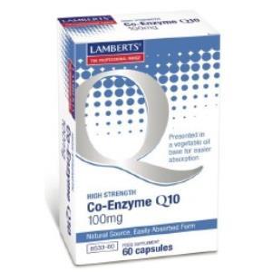 coenzima q10 lamberts 100mg