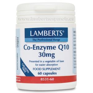 coenzima q10 lamberts 30mg