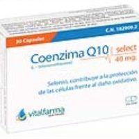 coenzima q10 select 40mg