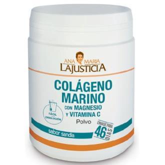 colageno marino magnesio vitamina c