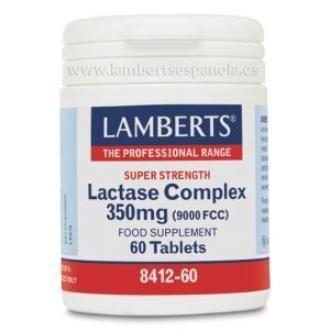 complejo de lactasa