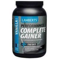 complete gainer lamberts vainilla