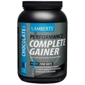 complete gainer lamberts