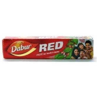 Dentifrico rojo