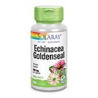 echinacea y goldenseal
