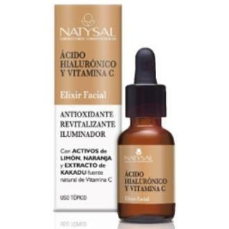 Elixir Acido Hialuronico con Vit C
