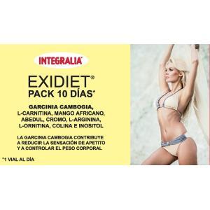 Exidiet Pack 10dias