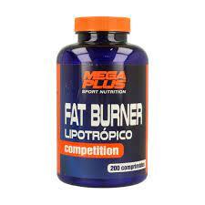 Fat Burner Lipotropico Competition