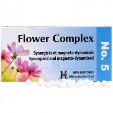 Flower complex 5 Miedos