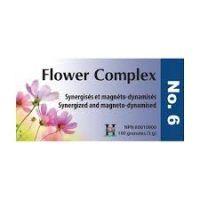 Flower complex 6 Inquietud