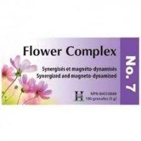 Flower complex 7 Soledad