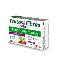 frutas y fibras