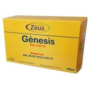 genesis dha