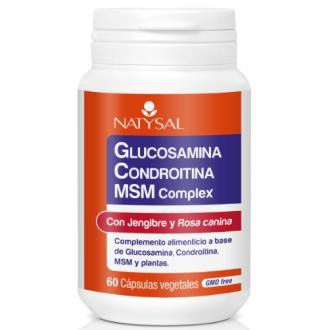 Glucosamina Condoitrina Msm Complex