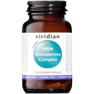 glucosamina msm viridian