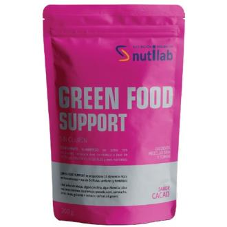 green food support cacao