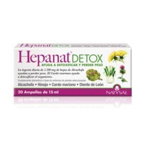 Hepanat detox