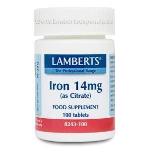 hierro lamberts