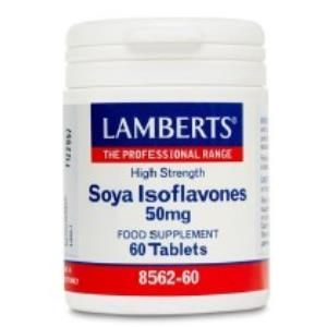 isoflavonas de soja lamberts