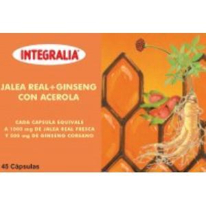 Jalea Real con Ginseng y Acerola