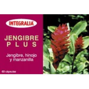 Jengibre Plus Integralia