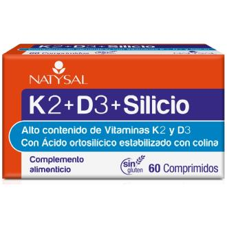 K2 con D3 y Silicio Natysal